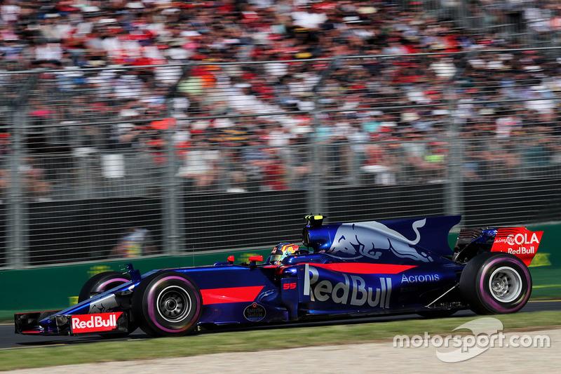Gewinner: Toro Rosso