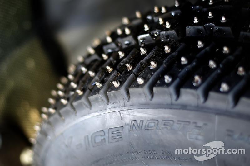 Neumático de nieve