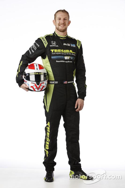 Charlie Kimball, Chip Ganassi Racing, Honda