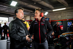 Michael Andretti, Andretti Autosport, Ryan Walkinshaw, Walkinshaw Racing