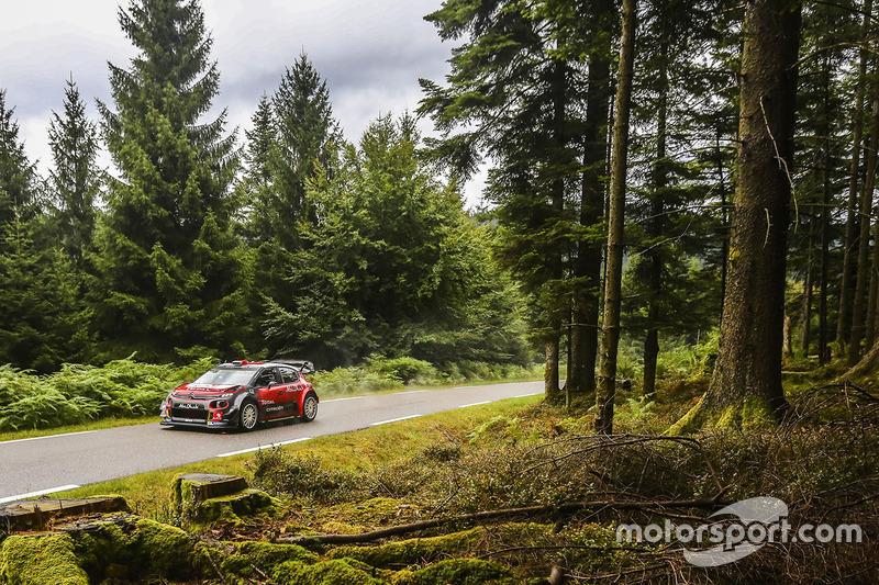 #6: Sébastien Loeb, Daniel Elena, Citroën C3 WRC