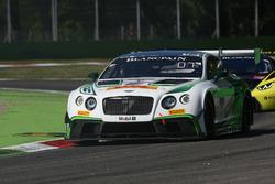 #7 Bentley Team M-Sport, Bentley Continental GT3: Steven Kane, Guy Smith, Oliver Jarvis
