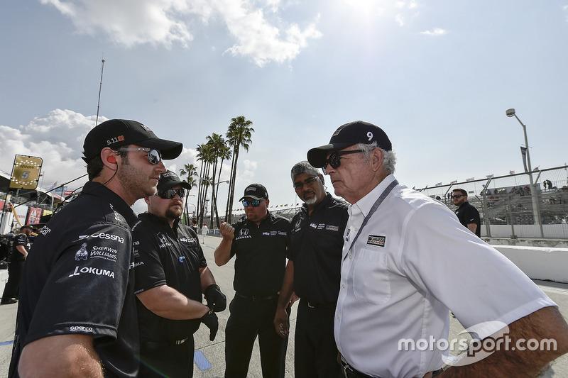 Chip Ganassi Racing Honda team miembros