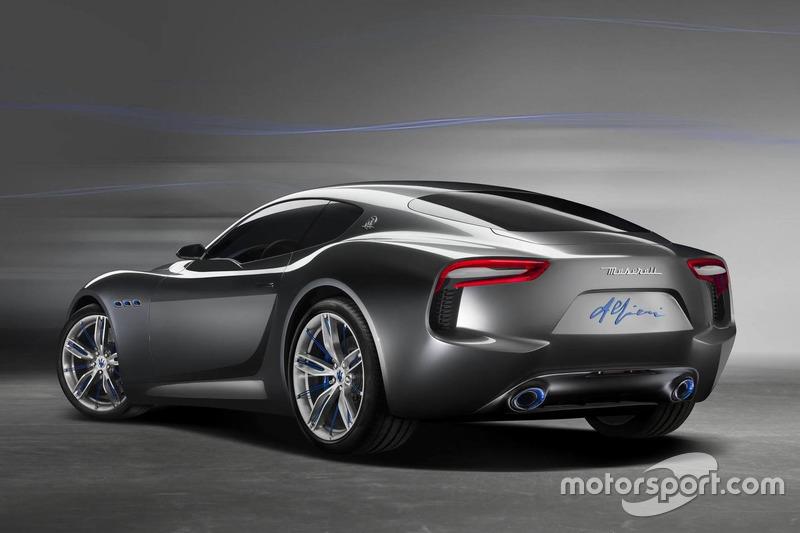 Designstudie: Maserati Alfieri