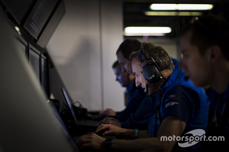 Teammitglieder: Ford Chip Ganassi Racing