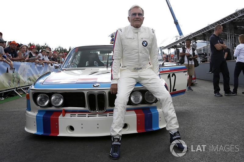 Дітер Кестер, 1973 BMW 3.0 CSL