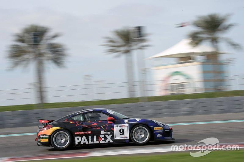 #9 Slidesport Porsche Cayman GT4: Wayne Marrs, Ross Wylie, David Fairbrother