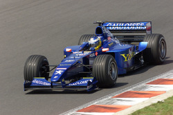 Ник Хайдфельд, Prost AP03 Peugeot