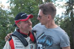 Marcel Steiner und Stefano Lo Bartolo