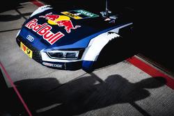 Капот машини Маттіаса Екстрьома, Audi Sport Team Abt Sportsline, Audi A5 DTM