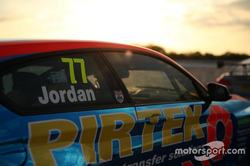 Andrew Jordan, West Surrey Racing BMW 125i M Sport