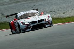 #92 Team AAI BMW Z4: Ollie Millroy