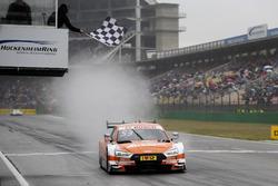 Sieg für Jamie Green, Audi Sport Team Rosberg