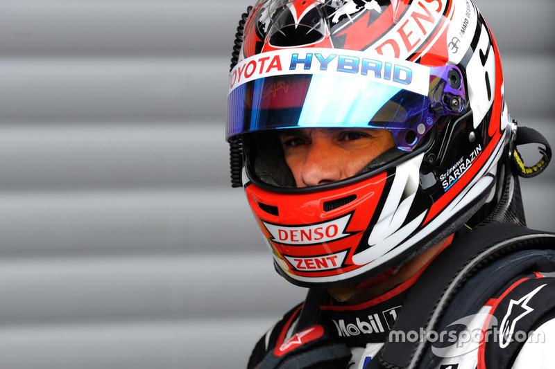 Стефан Сарразен, Toyota (LMP1)