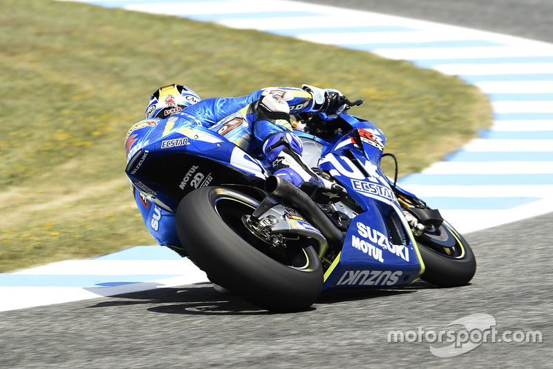 Takuya Tsuda, Team Suzuki MotoGP