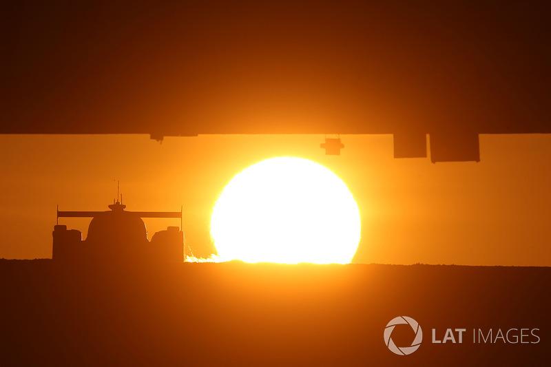 22. Die Sonne scheint in Le Mans