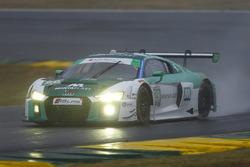 #29 Montaplast by Land-Motorsport Audi R8 LMS GT3: Connor de Phillippi, Christopher Mies, Sheldon van der Linde