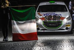 Damiano De Tommaso, Peugeot 208 R2B