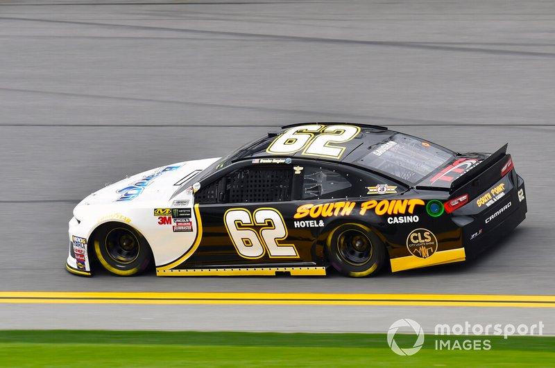 30. Brendan Gaughan, Beard Motorsports, Chevrolet Camaro Beard Oil Distributing / South Point Hotel & Casino
