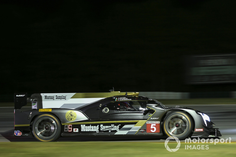#5 Action Express Racing Cadillac DPi-V.R: Joao Barbosa, Filipe Albuquerque, Christian Fittipaldi
