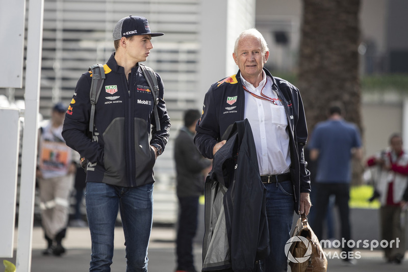 Max Verstappen, Red Bull Racing, Dr Helmut Marko, Red Bull Motorsport