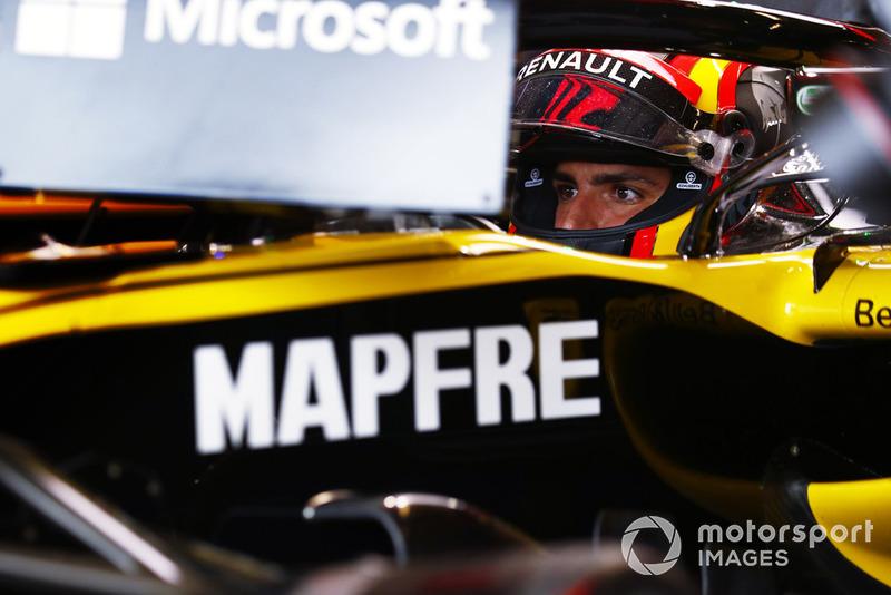 12. Карлос Сайнс, Renault — 45