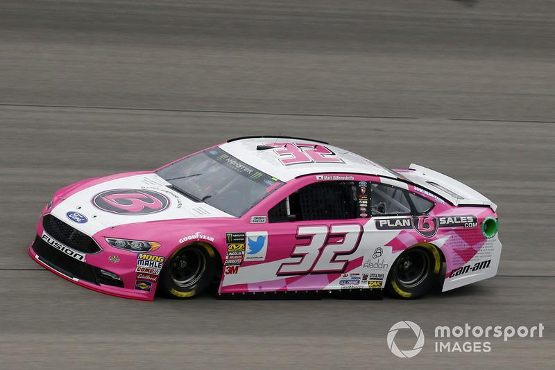31. Matt DiBenedetto, Go FAS Racing, Ford Fusion Plan B Sales