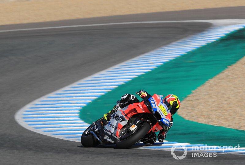 Альваро Баутіста, Ducati Test Team