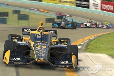 Indycar iRacing Challenge: Watkins Glen