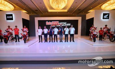 Peluncuran Astra Honda Racing Team 2020