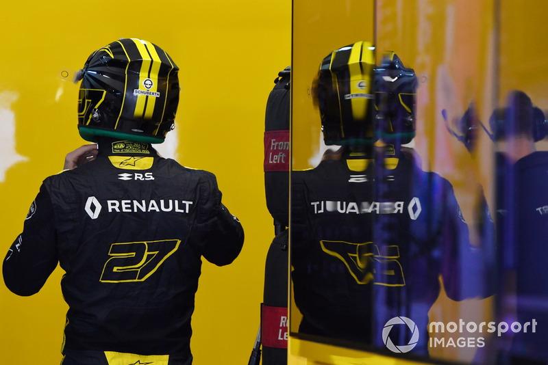 Nico Hulkenberg, Renault Sport F1 Team
