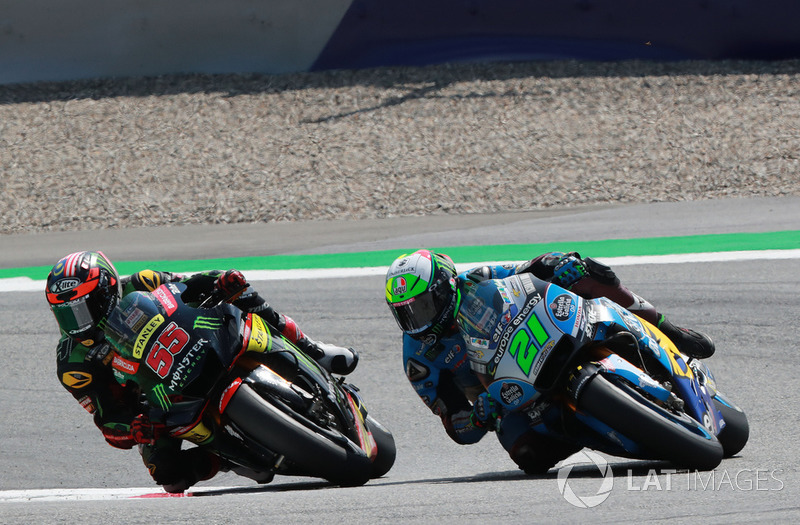 Hafizh Syahrin, Monster Yamaha Tech 3, Franco Morbidelli, Estrella Galicia 0,0 Marc VDS