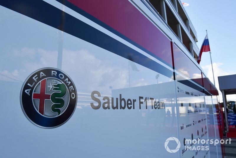 Le logo Sauber