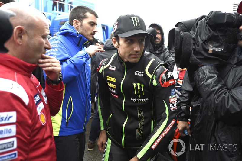 Жоанн Зарко, Monster Yamaha Tech 3, після засідання Комісії з безпеки