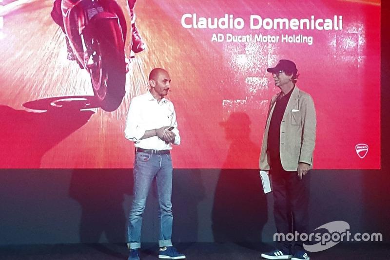 Claudio Domenicali, AD Ducati Motor Holding