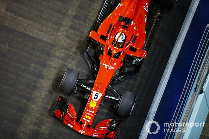 Szerkesztői TOP - Szingapúri Nagydíj - F1 2018