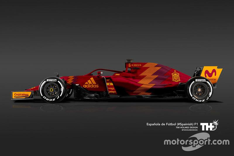 F1 Team España