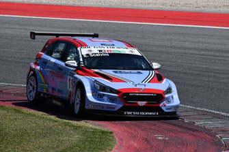 Eric Scalvini, BRC racing Team,Hyundai i30 N TCR #19