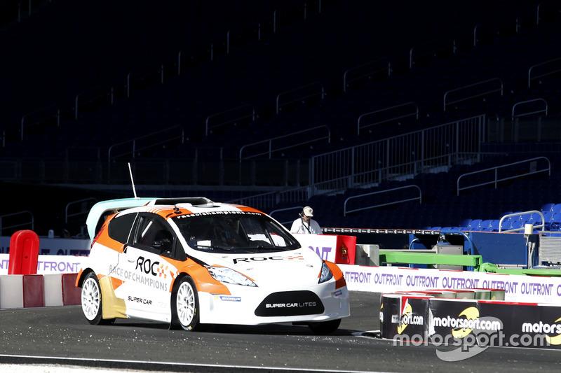 Pascal Wehrlein, RX Supercar Lite