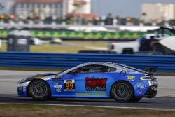 #99 Automatic Racing, Aston Martin Vantage GT4: Rob Ecklin, Al Carter, Charles Espenlaub