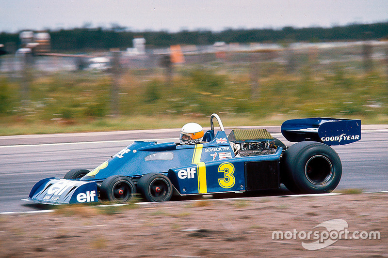 Tyrrell P34 Ford, 1976 рік