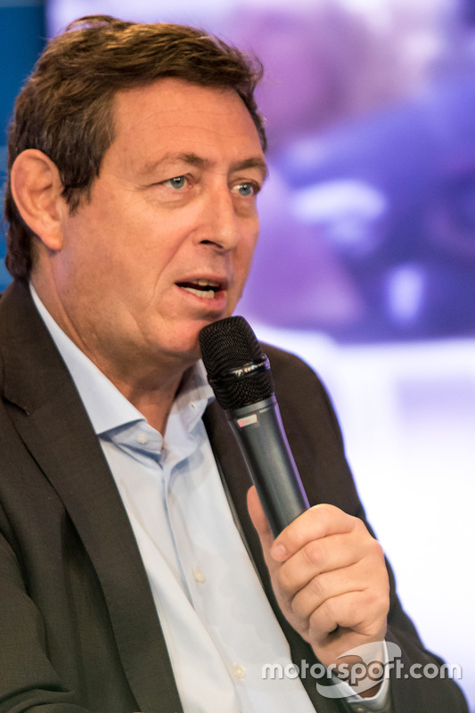 Gerard Neveu, WEC-Boss