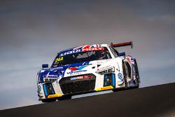 #74 Jamec Pem Racing, Audi R8 LMS: Markus Winkelhoc, Robin Frijns, Frank Stippler