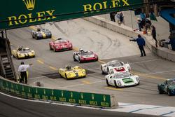 Rennen 7A, FIA-Hersteller-Cup-Autos von 1963-1973