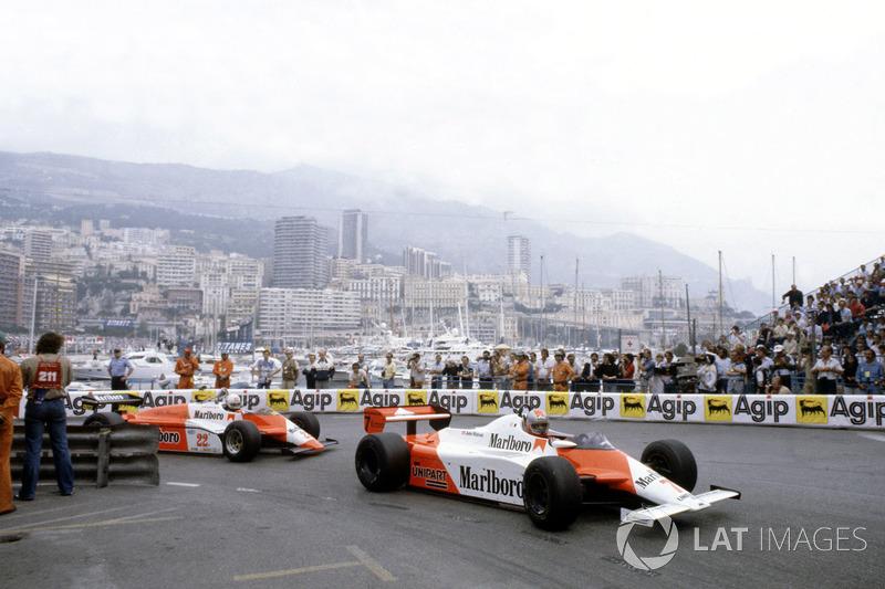 Em 1982, o time conquistou a pole position para o GP em Long Beach com Andrea de Cesaris - sua única pole na F1. O italiano também foi ao pódio em Mônaco.