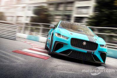 Jaguar I-PACE eTROPHY bemutató