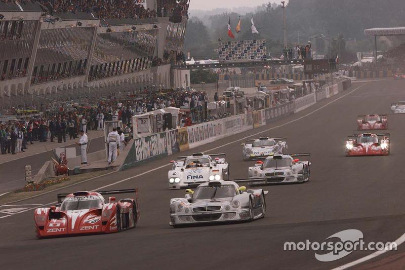 1993 – 1998: GT1
