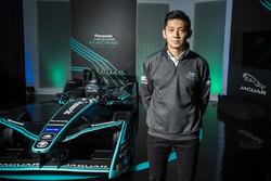 Командний директор Jaguar Racing Джеймс Беркле, керівник, Panasonic Jaguar Racing Герд Маузер