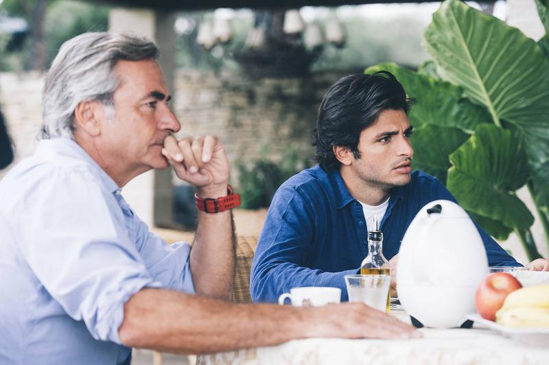 Карлос Сайнс та Карлос Сайнс-молодший