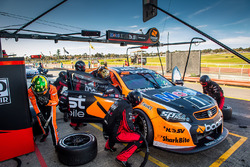 James Courtney, Walkinshaw Racing, Jack Perkins, Walkinshaw Racing